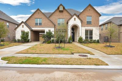 Pearland Single Family Home For Sale: 12007 Chisel Ridge