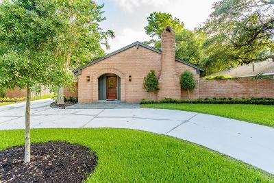 Houston Single Family Home For Sale: 10030 Olympia Drive