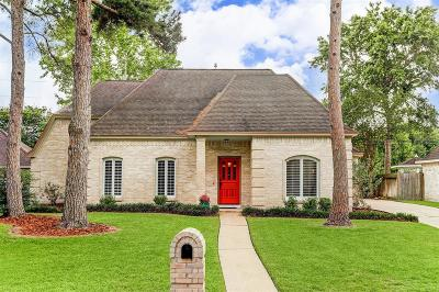 Houston Single Family Home For Sale: 10219 Cutting Horse Lane