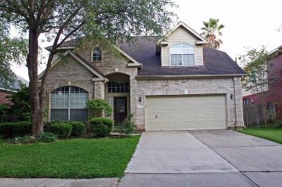 Sugar Land Single Family Home For Sale: 4422 Zimmerly Court