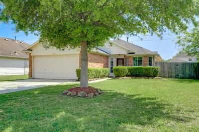 Cypress Single Family Home Option Pending: 19919 Rustic Lake Lane