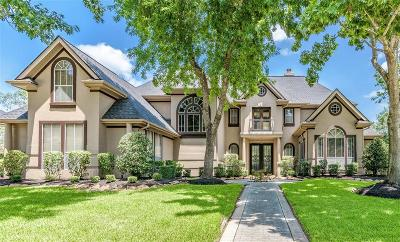 Houston TX Single Family Home For Sale: $829,944