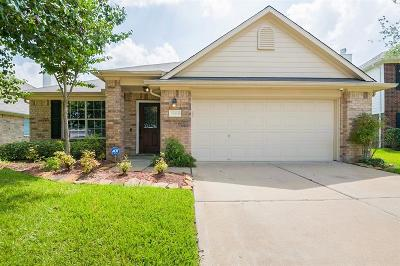 Katy TX Single Family Home For Sale: $197,000