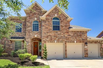 Single Family Home For Sale: 403 Whitney Oaks Lane