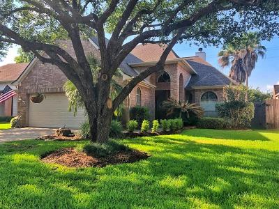 Houston Single Family Home For Sale: 19910 Ivory Mills Lane