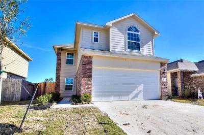 Humble Single Family Home For Sale: 16722 Highland Villa Lane