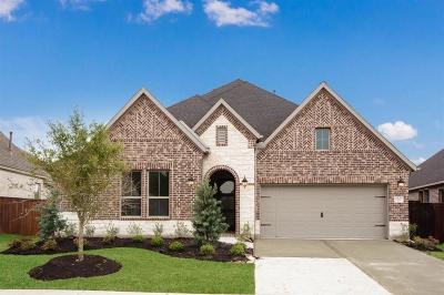 Katy Single Family Home For Sale: 2627 Country Lane