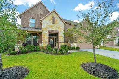 Conroe Single Family Home For Sale: 2646 Tacoma Springs Drive