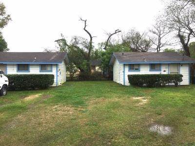 Houston Multi Family Home For Sale: 1414 E Victorson Street