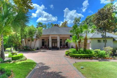 Montgomery Single Family Home For Sale: 18703 Palm Beach Boulevard