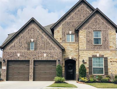 Manvel Single Family Home For Sale: 2615 Redbud Trail Lane