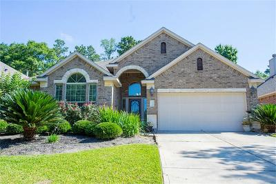 Montgomery Single Family Home For Sale: 115 Clearmont Place