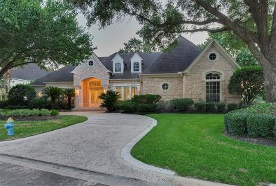 Houston Single Family Home For Sale: 5507 Pristine Park Court