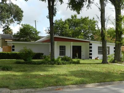 Houston Single Family Home For Sale: 7526 Dearborn Street