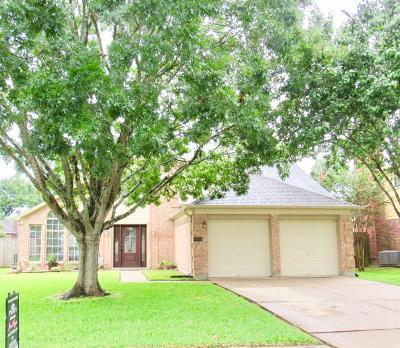 Pasadena Single Family Home For Sale: 7110 Redwood Falls Drive