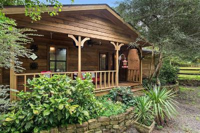 Conroe Single Family Home For Sale: 15842 Magnolia Park