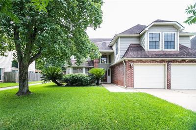 Missouri City Single Family Home For Sale: 4347 Palmer Plantation Drive