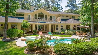 The Woodlands Single Family Home For Sale: 11 Copperleaf Drive