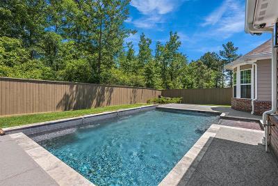 Montgomery Single Family Home For Sale: 155 Jacks Corner Drive