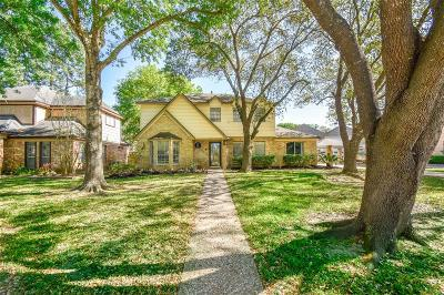 Houston Single Family Home For Sale: 15710 T C Jester Boulevard
