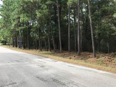 Magnolia Residential Lots & Land For Sale: Lt 43a Brown Bark
