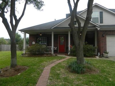 Katy Single Family Home For Sale: 3903 Meadow Lilly Lane