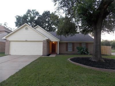 Houston Single Family Home For Sale: 7451 Wood Bluff Boulevard