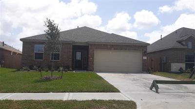 Texas City Single Family Home For Sale: 3222 Hatteras Drive