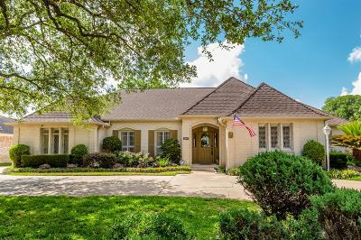 Sugar Land Single Family Home For Sale: 2507 Fairway Drive