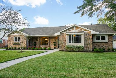 Houston Single Family Home For Sale: 5242 Wigton Drive
