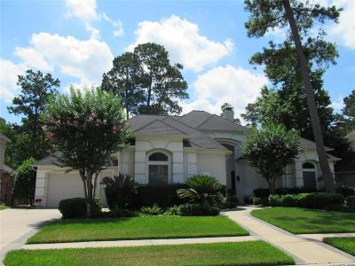Cypress Single Family Home For Sale: 12407 Francel Lane