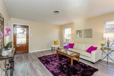 Houston Single Family Home For Sale: 6535 Cindy Lane