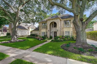 Sugar Land Single Family Home For Sale: 1686 Creekside Drive