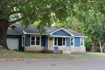 Washington County Single Family Home For Sale: 806 Durden Street