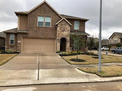 Brookshire Single Family Home For Sale: 9948 Lazy Cove Lane