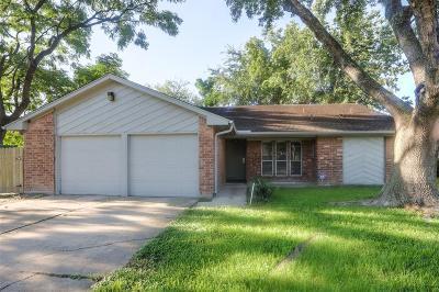 Houston TX Single Family Home For Sale: $168,999