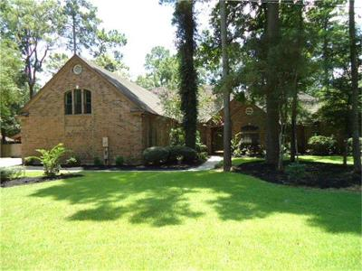 Spring Single Family Home For Sale: 3903 E Mossy Oaks Road