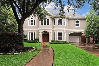 Houston Single Family Home For Sale: 5080 Fieldwood Drive