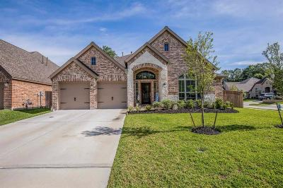 New Caney Single Family Home For Sale: 23663 Crossworth Drive