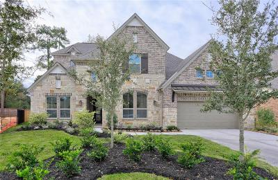 The Woodlands Single Family Home For Sale: 53 Seasonal Crest Circle