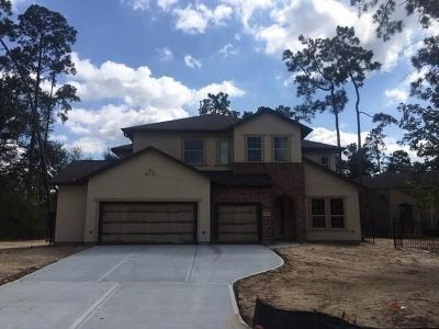 The Woodlands Single Family Home For Sale: 2 Gracenote Place