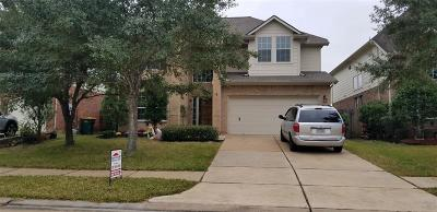 Pearland Single Family Home For Sale: 2113 Crestwind Court