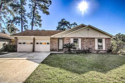 Harris County Single Family Home For Sale: 3543 Acorn Way Lane