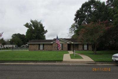 Liberty Single Family Home For Sale: 2112 Edgewood