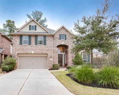The Woodlands Single Family Home For Sale: 2 Camplight Court