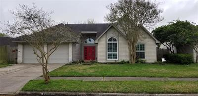Pearland Single Family Home For Sale: 1030 Margate Drive