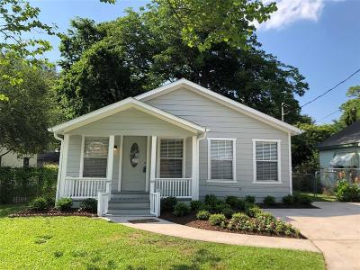 Tomball Single Family Home For Sale: 204 Moore Street