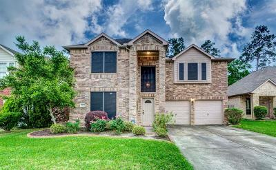 Kingwood Single Family Home For Sale: 21875 Whispering Forest Drive