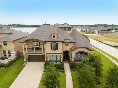 Tomball Single Family Home For Sale: 13823 Arcott Bend Drive