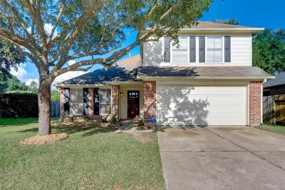 Katy Single Family Home For Sale: 3414 Wildhawk Drive
